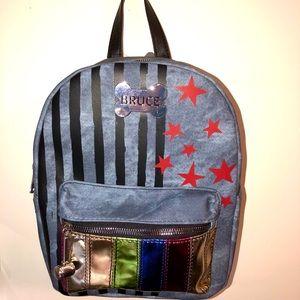 Handbags - Birds of Prey Harley Quinn mini backpack